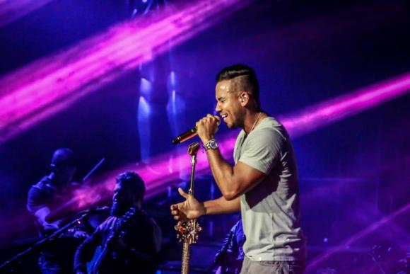 Romeo Santos at MGM Grand Theater at Foxwoods