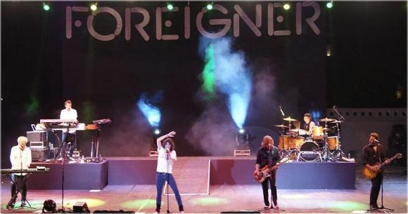 Foreigner at MGM Grand Theater at Foxwoods