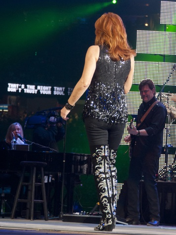 Reba McEntire at MGM Grand Theater at Foxwoods