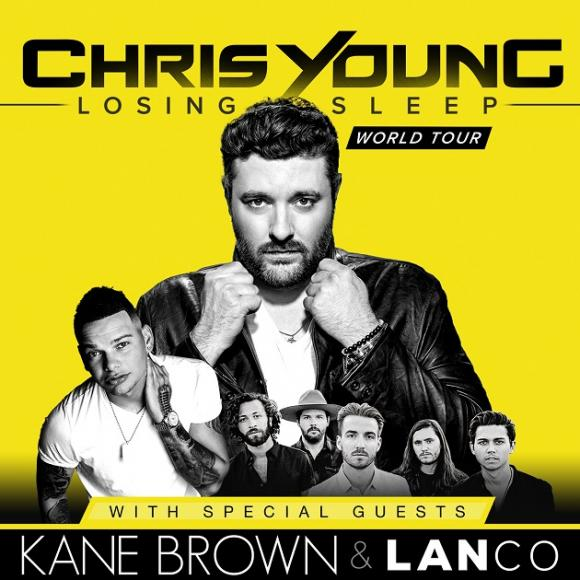 Chris Young, Kane Brown & LANCO at MGM Grand Theater at Foxwoods