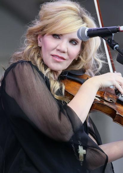 Alison Krauss at MGM Grand Theater at Foxwoods