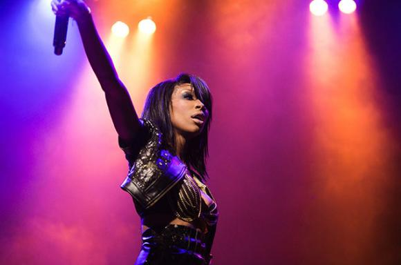 Brandy at MGM Grand Theater at Foxwoods