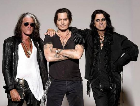 The Hollywood Vampires at MGM Grand Theater at Foxwoods