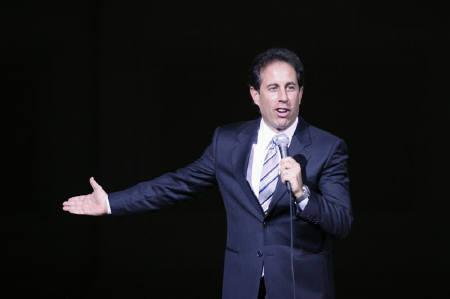 Jerry Seinfeld at MGM Grand Theater at Foxwoods