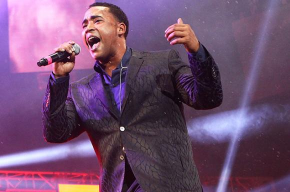 Don Omar at MGM Grand Theater at Foxwoods