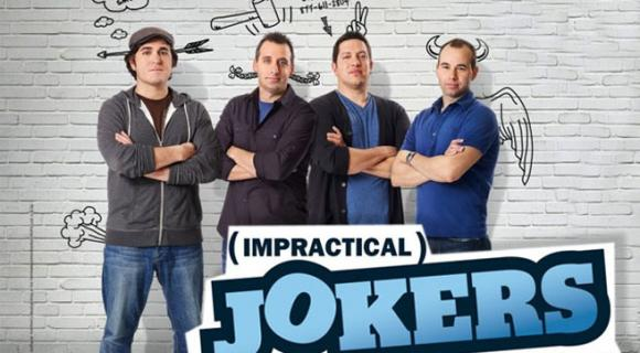 Cast Of Impractical Jokers at MGM Grand Theater at Foxwoods