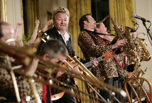 Brian Setzer Orchestra at MGM Grand Theater at Foxwoods