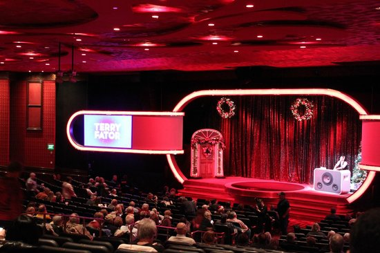 Terry Fator at MGM Grand Theater at Foxwoods