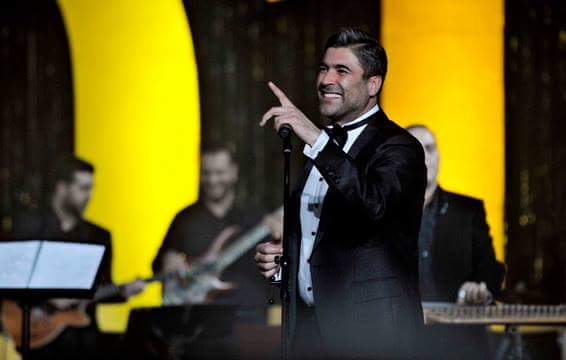 Wael Kfoury at MGM Grand Theater at Foxwoods