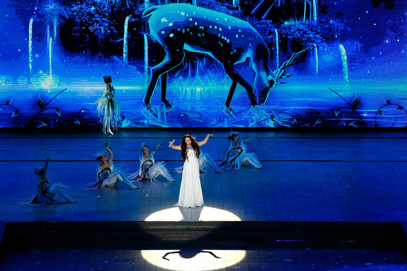 Sarah Brightman at MGM Grand Theater at Foxwoods