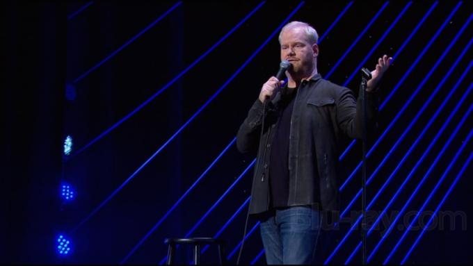 Jim Gaffigan at MGM Grand Theater at Foxwoods