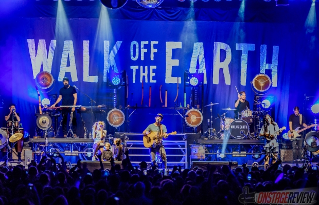 Walk Off The Earth at MGM Grand Theater at Foxwoods
