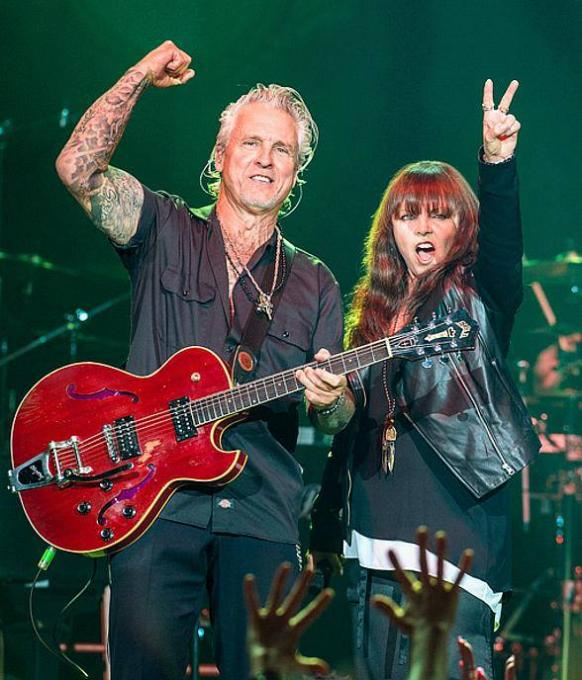 Pat Benatar & Neil Giraldo at MGM Grand Theater at Foxwoods