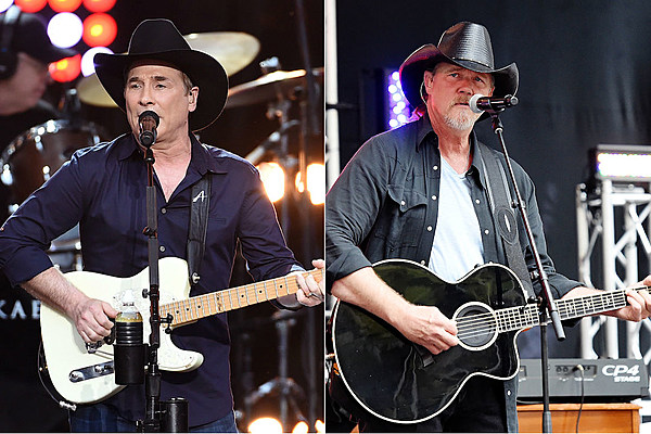 Clint Black & Trace Adkins at MGM Grand Theater at Foxwoods