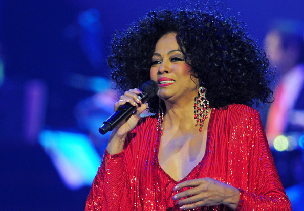 Diana Ross at MGM Grand Theater at Foxwoods