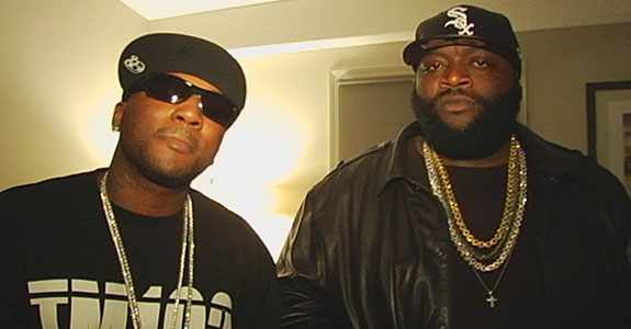 Rick Ross & Jeezy at MGM Grand Theater at Foxwoods