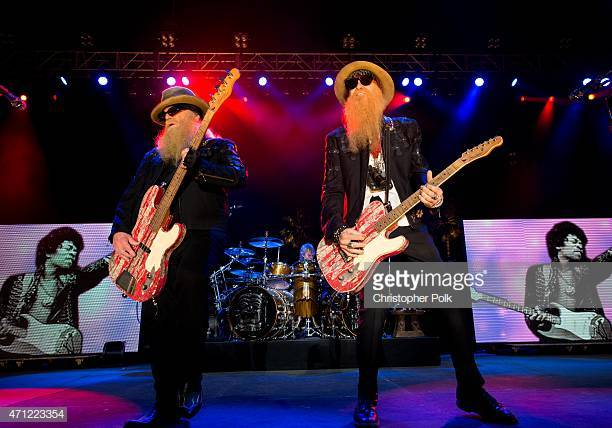 ZZ Top at MGM Grand Theater at Foxwoods