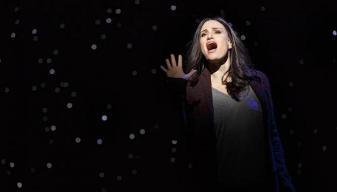 Idina Menzel at MGM Grand Theater at Foxwoods