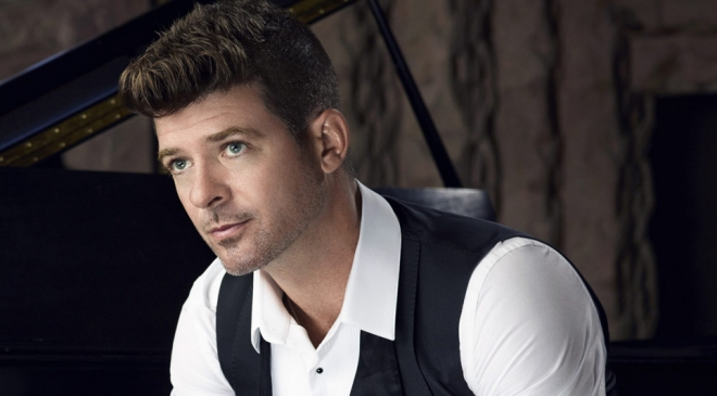 Robin Thicke at MGM Grand Theater at Foxwoods
