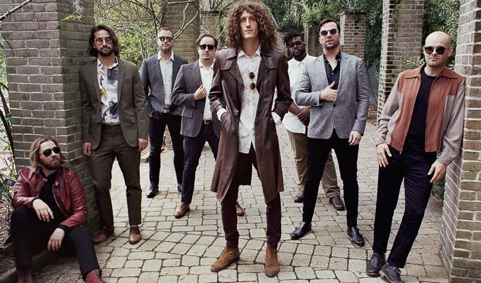 The Revivalists at MGM Grand Theater at Foxwoods