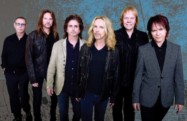 Styx [CANCELLED] at MGM Grand Theater at Foxwoods