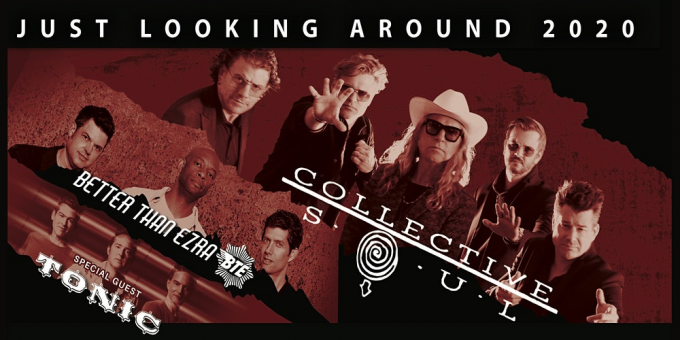 Collective Soul, Better Than Ezra & Tonic at MGM Grand Theater at Foxwoods