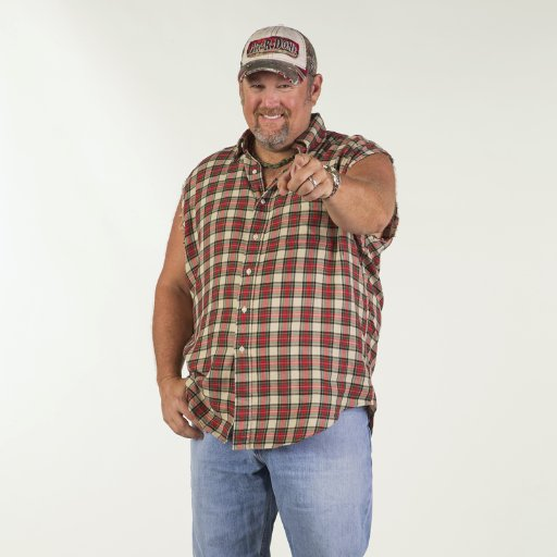 Larry The Cable Guy at MGM Grand Theater at Foxwoods