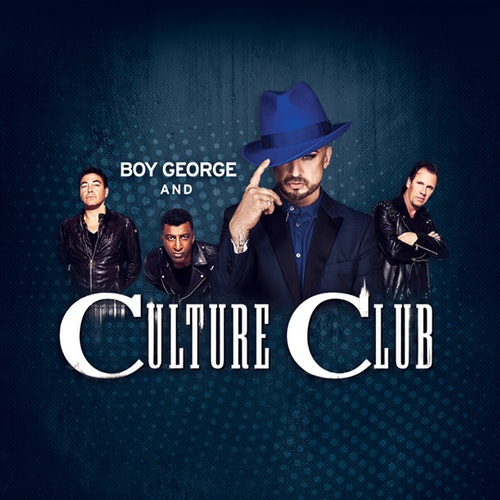 Boy George, Culture Club & Thompson Twins' Tom Bailey at MGM Grand Theater at Foxwoods