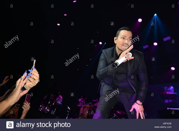 Victor Manuelle at MGM Grand Theater at Foxwoods