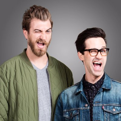 Rhett and Link at MGM Grand Theater at Foxwoods