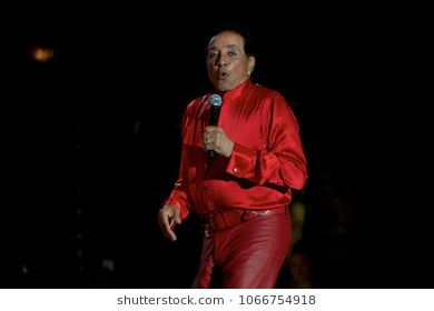 Smokey Robinson at MGM Grand Theater at Foxwoods