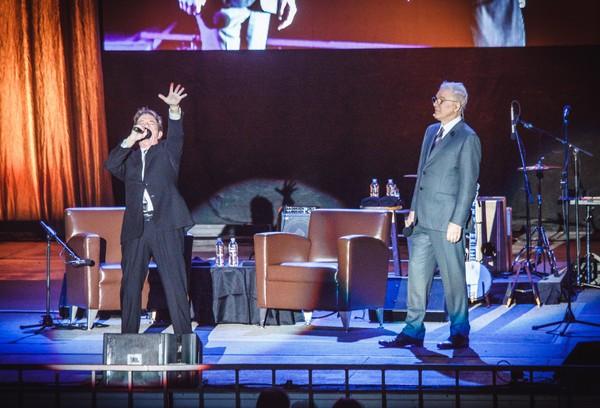 Steve Martin & Martin Short at MGM Grand Theater at Foxwoods
