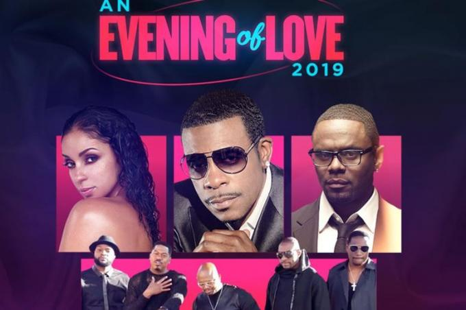 An Evening Of Love: Keith Sweat, Silk, Carl Thomas & Mya at MGM Grand Theater at Foxwoods