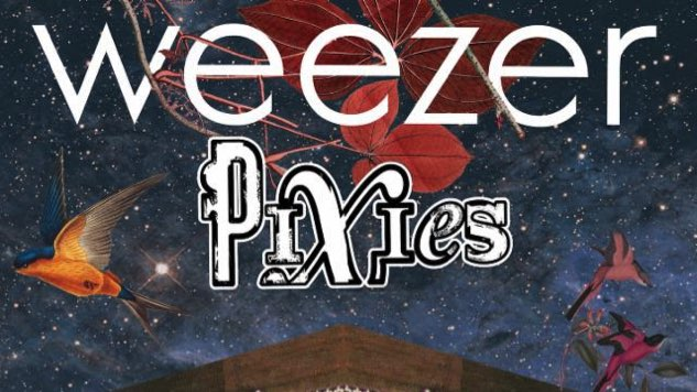 Weezer & Pixies at MGM Grand Theater at Foxwoods