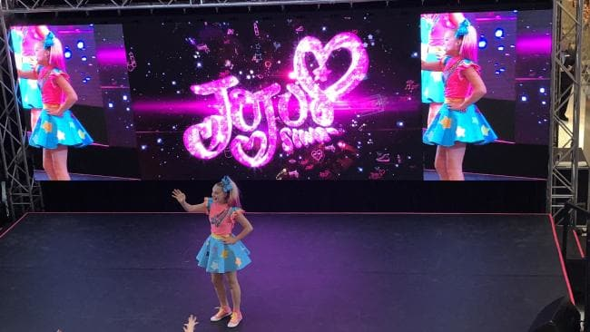 JoJo Siwa at MGM Grand Theater at Foxwoods