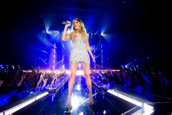 Carrie Underwood at MGM Grand Theater at Foxwoods