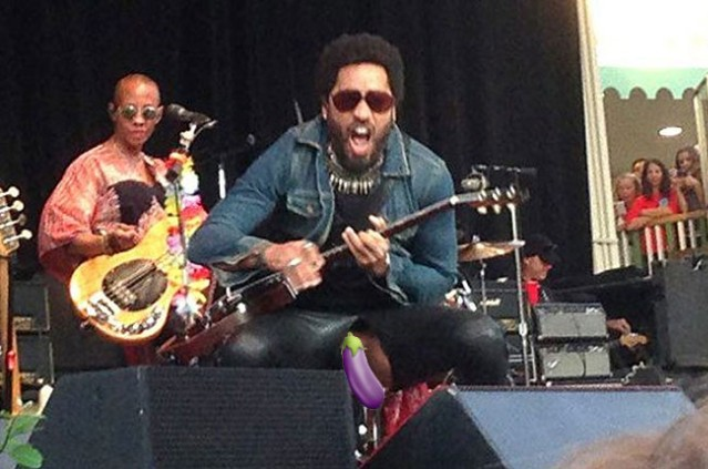 Lenny Kravitz at MGM Grand Theater at Foxwoods