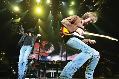 Brooks and Dunn at MGM Grand Theater at Foxwoods