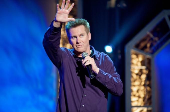 Brian Regan at MGM Grand Theater at Foxwoods