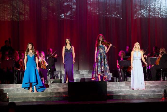 Celtic Woman at MGM Grand Theater at Foxwoods
