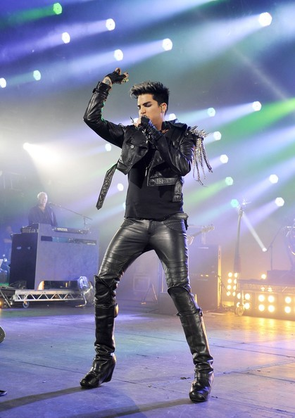 Adam Lambert at MGM Grand Theater at Foxwoods