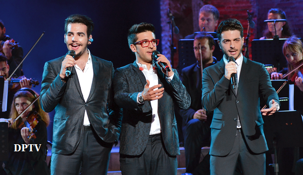 Il Volo at MGM Grand Theater at Foxwoods