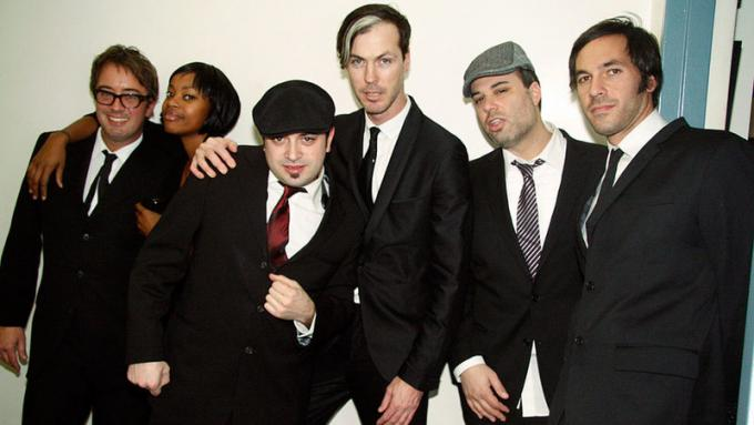Fitz and The Tantrums at MGM Grand Theater at Foxwoods