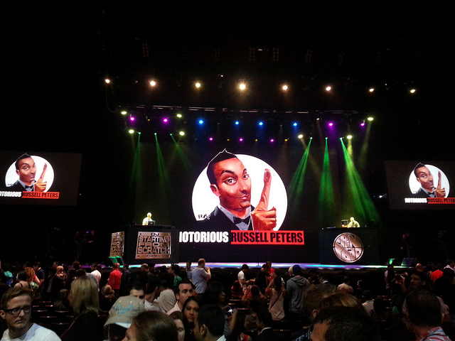 Russell Peters [POSTPONED] at MGM Grand Theater at Foxwoods