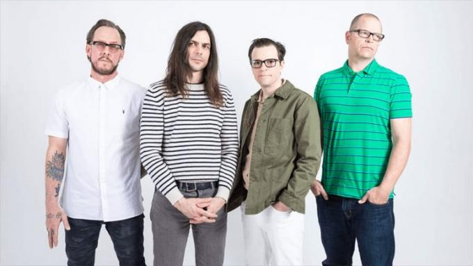 Weezer [POSTPONED] at MGM Grand Theater at Foxwoods