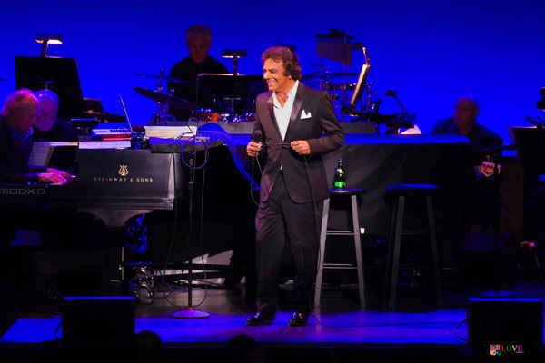 Johnny Mathis at MGM Grand Theater at Foxwoods