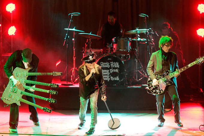 Cheap Trick at MGM Grand Theater at Foxwoods