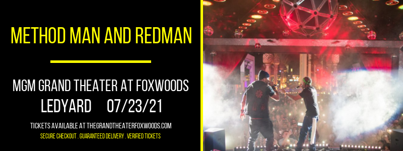 Method Man and Redman at MGM Grand Theater at Foxwoods