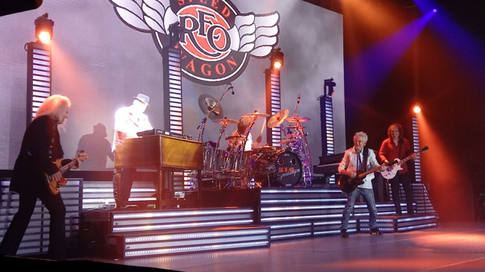 REO Speedwagon at MGM Grand Theater at Foxwoods