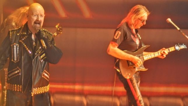 Judas Priest [POSTPONED] at MGM Grand Theater at Foxwoods